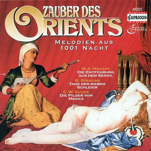 MELODIES FROM 1001 NIGHTS - MOZART, W. A. / GLUCK, C. W. / BEETHOVEN, L. van / CORNELIUS, P. / MUSSORGSKY, M. / VERDI, G. / BIZET, G. by Various Artists