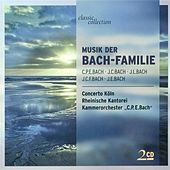 Play & Download Bach Family (Music Of The) by Various Artists | Napster