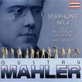MAHLER, G.: Symphony No. 4 (Sofia Philharmonic, Tabakov) by Emil Tabakov