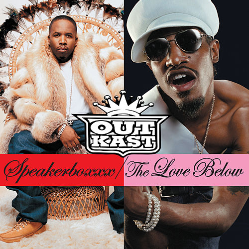 Speakerboxxx/The Love Below by Outkast