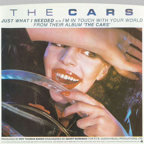 Play & Download Just What I Needed / I'm In Touch With Your World [Digital 45] by The Cars | Napster