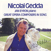 Play & Download Great Opera Composers in Song by Nicolai Gedda | Napster