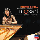 Play & Download Mozart: Piano Concertos Nos.24 & 23 by Mitsuko Uchida | Napster