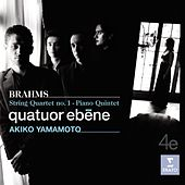 Play & Download Brahms: Piano Quintet No. 1 by Quatuor Ébène | Napster