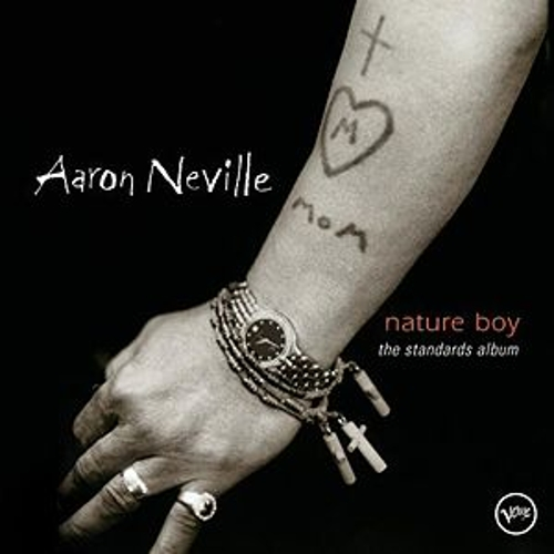 Nature Boy: The Standards Album by Aaron Neville