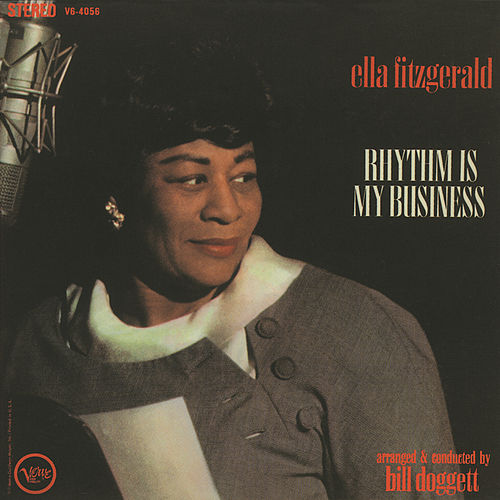 Play & Download Rhythm Is My Business by Ella Fitzgerald | Napster