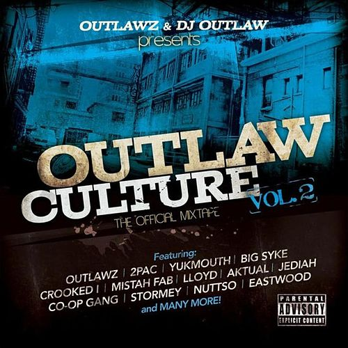 Outlaw Culture, Vol. 2: The Official Mixtape by Various Artists