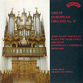 Play & Download Great European Organs No.17: Haderslev Cathedral by John Scott Whiteley | Napster