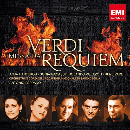 Verdi: Requiem by Antonio Pappano