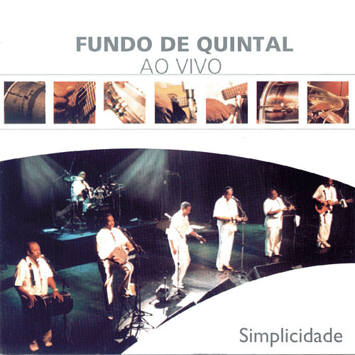 Simplicidade by Grupo Fundo de Quintal