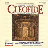 Play & Download HASSE, J.A.: Cleofide [Opera] (Kirby) by David Cordier | Napster