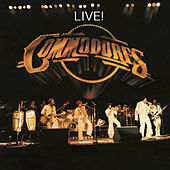 Live! (Motown) by The Commodores