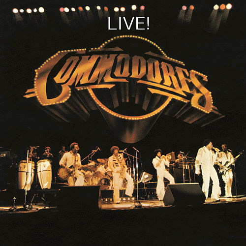 Play & Download Live! (Motown) by The Commodores | Napster