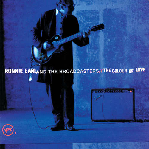 Play & Download The Colour Of Love by Ronnie Earl | Napster