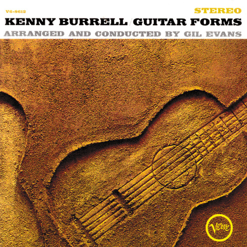 Play & Download Guitar Forms by Kenny Burrell | Napster