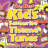 The Best Kids' Favourite Theme Tunes by The C.R.S. Players