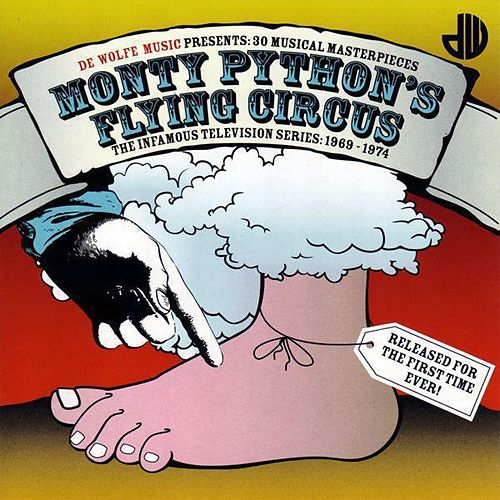 De Wolfe Music Presents - Monty Python's Flying Circus by Various Artists