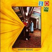 Sheet Music by 10cc