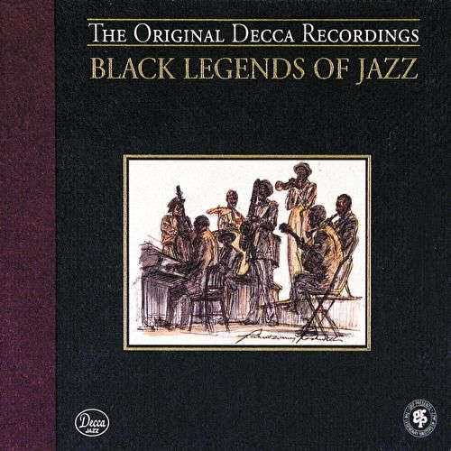Black Legends Of Jazz by Various Artists