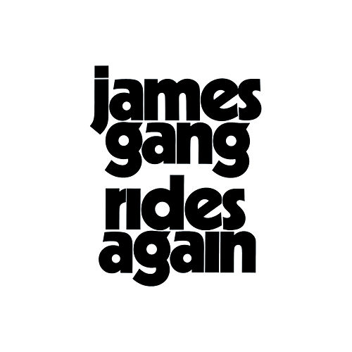 Rides Again by James Gang