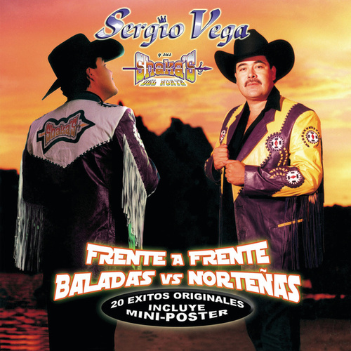Play & Download Frente A Frente by Sergio Vega Y Sus Shakas Del Norte | Napster