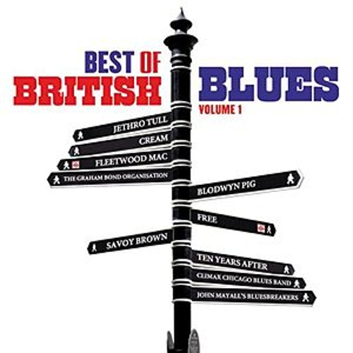 Best Of British Blues Volume 1 by Various Artists
