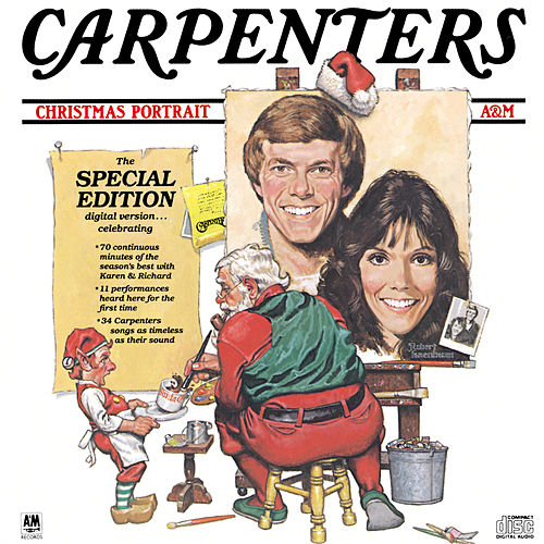 Play & Download Christmas Portrait by Carpenters | Napster
