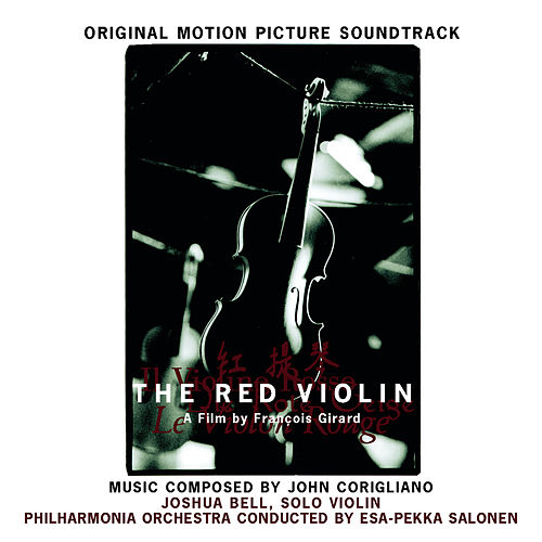 Play & Download The Red Violin by John Corigliano | Napster
