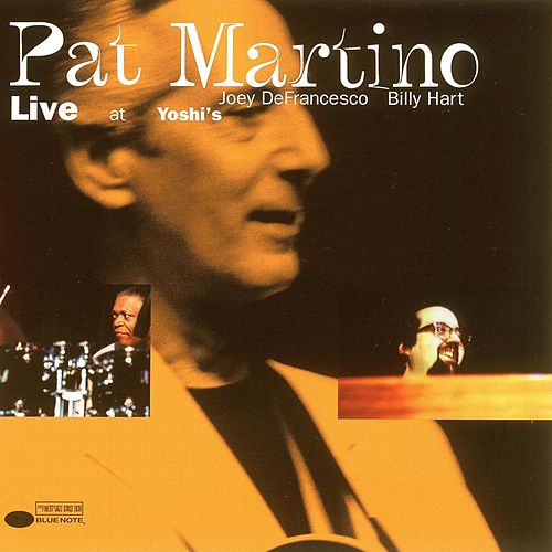 Play & Download Live At Yoshi's by Pat Martino | Napster
