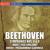 Beethoven: Symphony No. 8 and 9 by Various Artists