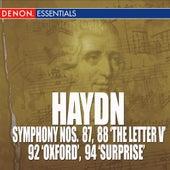 Haydn: Symphony Nos. 87, 88