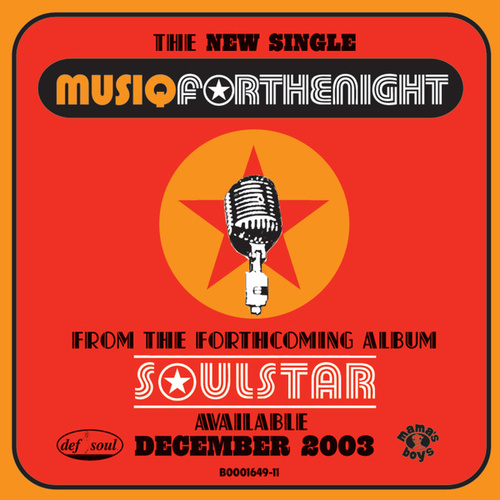 Play & Download Forthenight by Musiq Soulchild | Napster