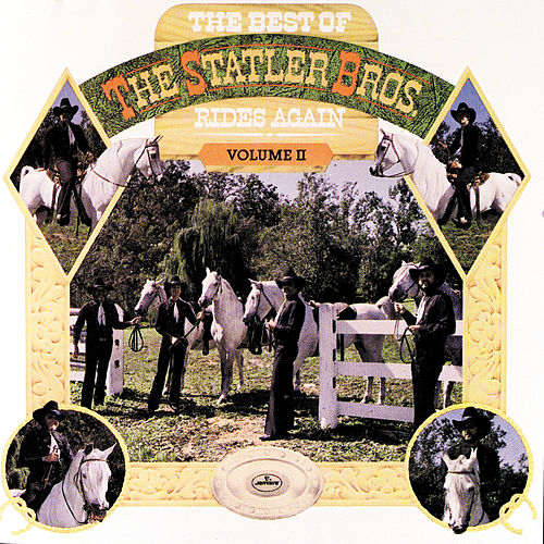 Best Of The Statler Brothers Rides Again by The Statler Brothers