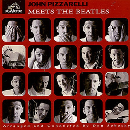 Meets The Beatles by John Pizzarelli