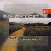 Play & Download Benda: Flute Concertos by Jean-Pierre Rampal | Napster