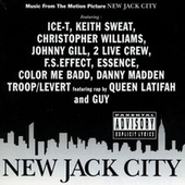 Music From The Motion Picture New Jack City von Various Artists