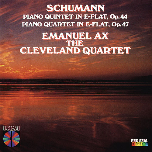 Schumann: Piano Quintet and Piano Quartet by Emanuel Ax