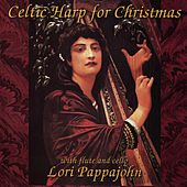 Celtic Harp For Christmas by Lori Pappajohn