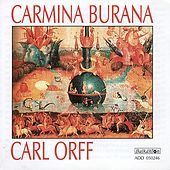 Carmina Burana, Carl Orff by Various Artists