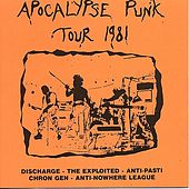Play & Download The Apocalypse Punk Tour 1981 by Various Artists | Napster