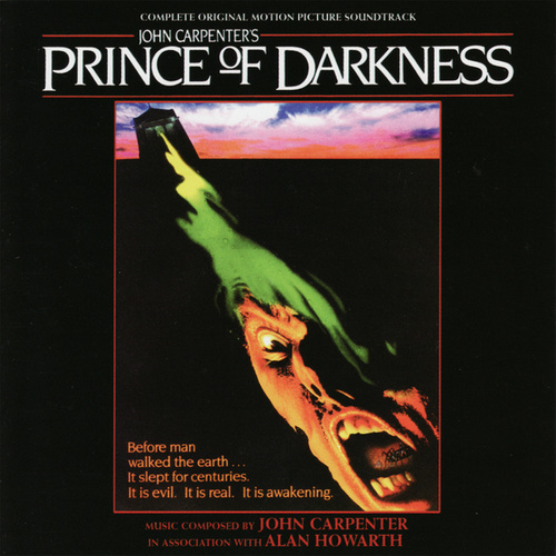 Play & Download Prince of Darkness - Complete Original Motion Picture Soundtrack by John Carpenter   Napster