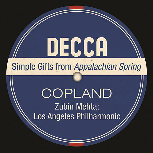 Appalachian Spring – Simple Gifts by Los Angeles Philharmonic