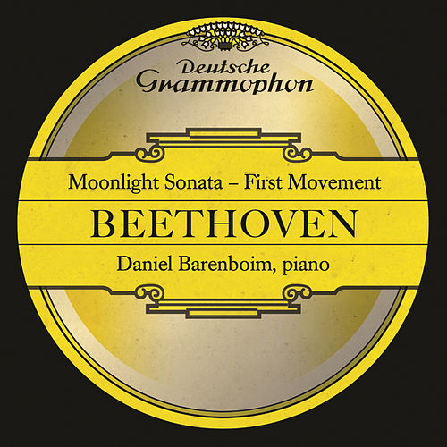 Moonlight Sonata – First Movement by Daniel Barenboim