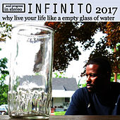 Why Live Your Life Like a Empty Glass of Water by Infinito: 2017