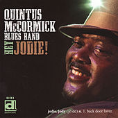 Hey Jodie! by Quintus McCormick Blues Band