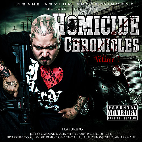 Play & Download Homicide Chronicles Volume 1 by Various Artists | Napster