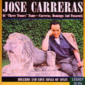 Boleros and Love Songs of Spain von Jose Carreras