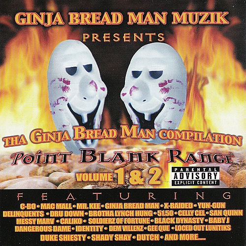 Play & Download Tha Ginja Bread Man Compilation Vol. 1 & 2 by Various Artists | Napster
