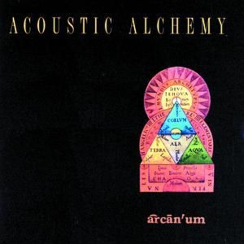 Arcanum by Acoustic Alchemy
