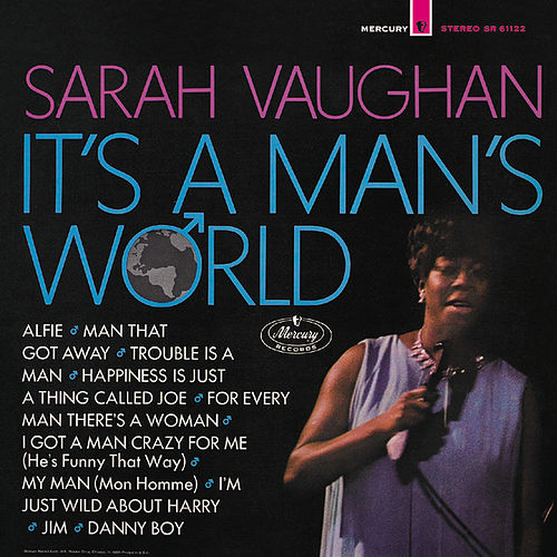 Play & Download It's A Man's World by Sarah Vaughan | Napster